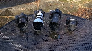 DSLR Weather Seal Test. Canon 5D MarkIV for the WIN!