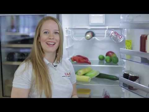 So einfach wird Ihr Kühlschrank ordentlich mit Flaschenhalter und Dosenhalter