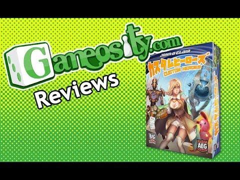 Gameosity Reviews Custom Heroes
