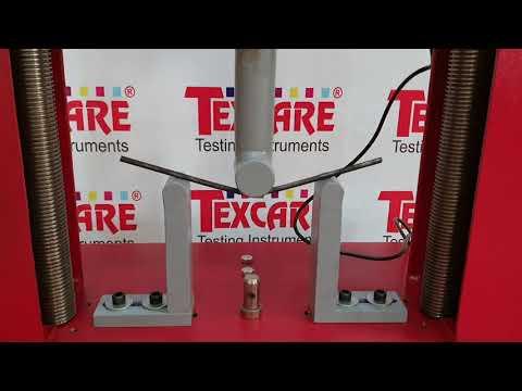 Flexural Bend Strength Testing Machine