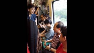"""20140527 Evening Incident """"Fighting at MRT"""" Part2"""