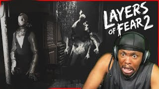 Black Guy Plays Layers Of Fear 2 (Ep.1)