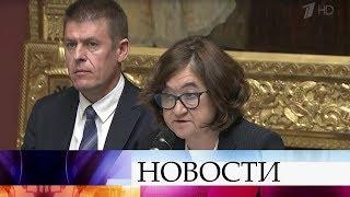 Зельфира Трегулова рассказала о нападении на картину Ильи Репина в Третьяковской галерее.