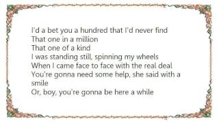 John Anderson - The Real Deal Lyrics