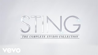 My comprehensive vinyl box set Sting The Complete Studio Collection is coming