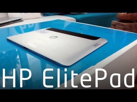 Exclusive First Look: HP ElitePad 900