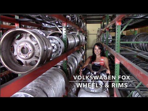 Factory Original Volkswagen Fox Rims & OEM Volkswagen Fox Wheels – OriginalWheel.com