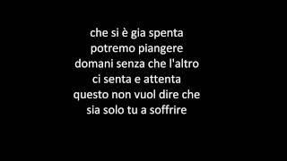 Gemelli Diversi   Un Attimo Ancora Lyrics