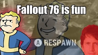 Fallout 76 Experience