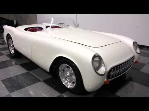 Video of '54 Corvette - DONW