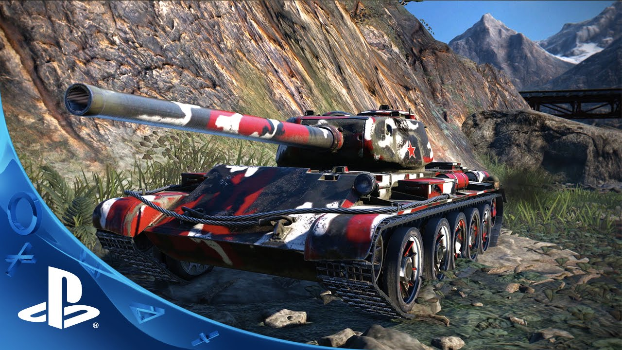 Heed the Call of the Motherland in World of Tanks