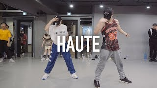 Haute   Tyga Ft. J Balvin, Chris Brown  Akanen X Junsun Yoo Choreography