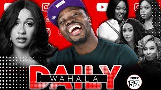 Cardi B vrs Ghana Slay Queen Celebrities, Magraheb Reacts! 😂😂