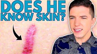 Doctor Challenges Skin-Specialist Hyram