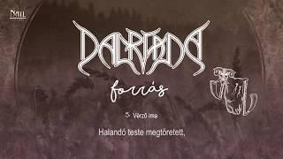Dalriada - Vérző ima / akusztikus (Hivatalos szöveges video / Official lyrics video)