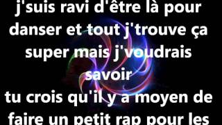 Black M  ft Kev Adams ~ Le prince Aladin {paroles}