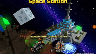 Space BATTLE!? Stupid doge adventures EP.1