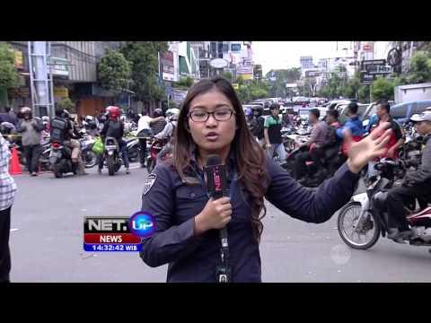Live Report : Situasi Terkini Jalan Sabang Jakarta - NET12