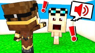 LYONCINO PARLA PER LA PRIMA VOLTA!! - Scuola di Minecraft #32