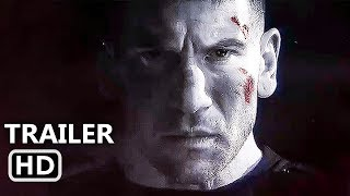 THE PUNISHER New Trailer (2017) Netflix TV Show HD