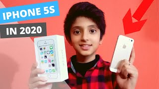 Unboxing Iphone 5s In 2020