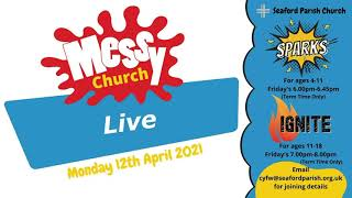 Messy Church: Parable of the Lost Sheep
