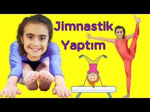 Mira Jimnastik Dersinde | Eğitici Çocuk Videosu | UmiKids