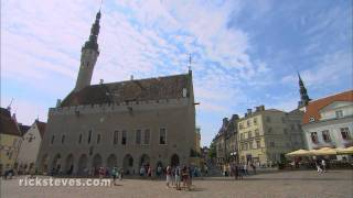 preview picture of video 'Tallinn, Estonia: Old World Meets New'
