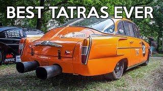 7 Best Vehicles Made By Tatra