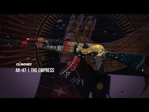 The Empress AK47 Game Play Video
