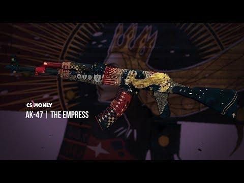 The Empress AK47 Game Play Video