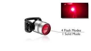Lezyne Femto Drive LED Lights - 2014 Think Small