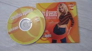 Christina Aguilera in concert 'Love for all seasons' (Collector's edition)