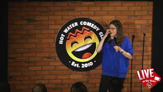 Micky Overman | LIVE at Hot Water Comedy Club