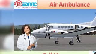 Air Ambulance Service in Indore | Air Ambulance Service in Varanasi