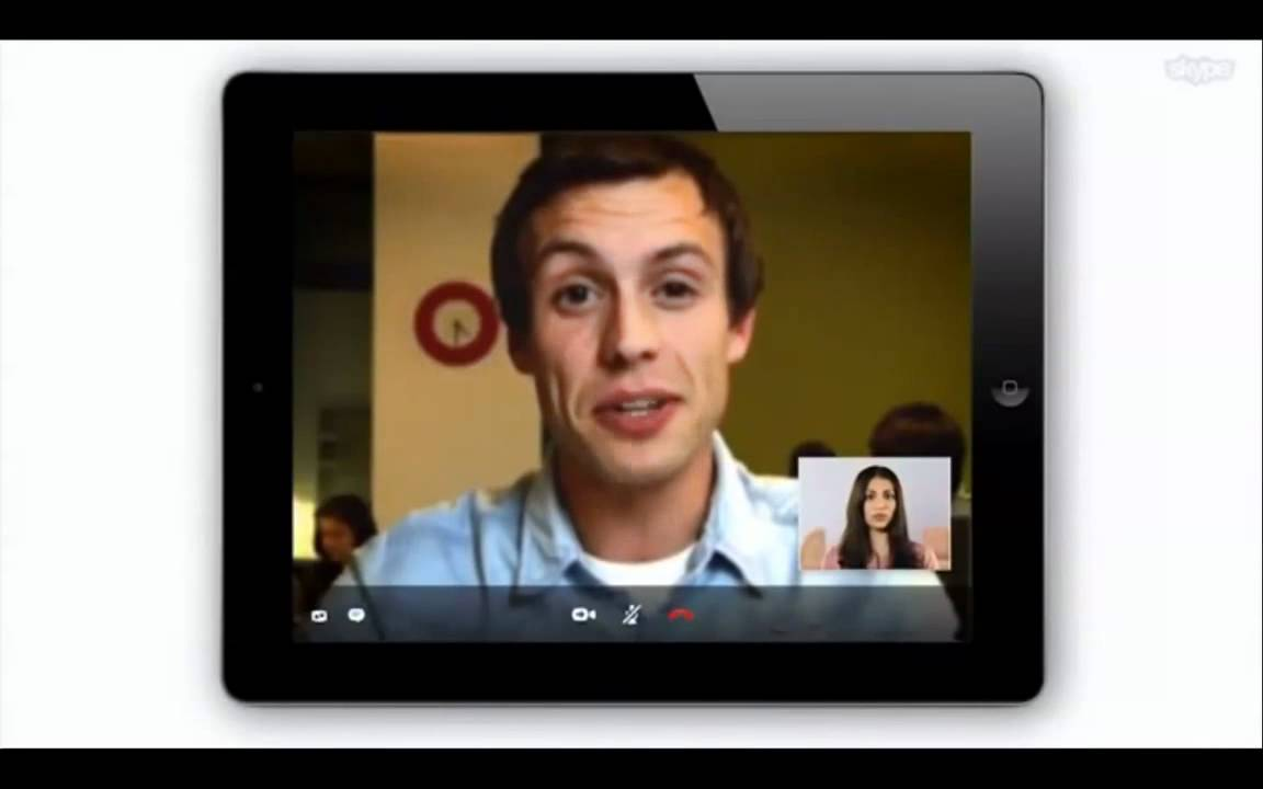 It's About Damn Time Skype's Coming To The iPad