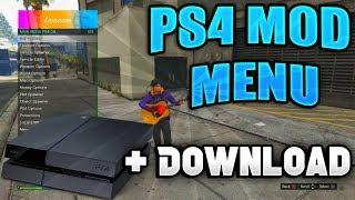 PS4 - 5.05 GTA 5 Mod Menu! + Download