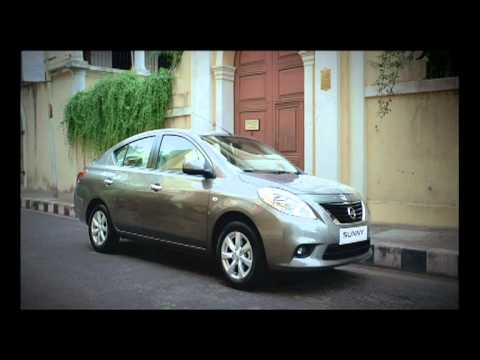 Nissan Sunny- Specious and Comfort