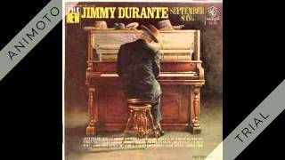 JIMMY DURANTE september song Side One