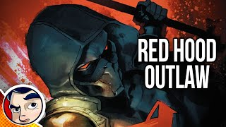 "Red Hood ""Outlaw... Death Of Roy, Batwoman""   Complete Story 