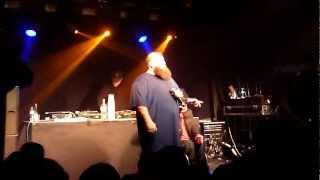 Action Bronson - Shiraz - LIVE in London 16/12/2012 (HD)