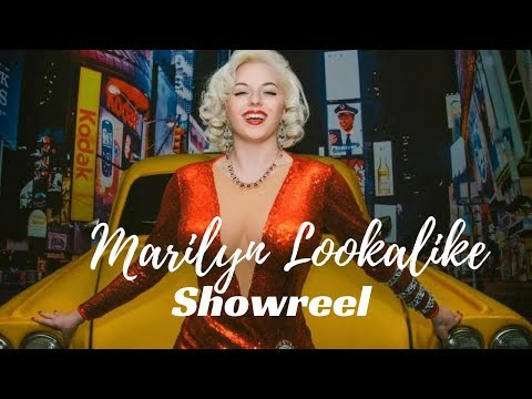Marilyn Lookalike Video