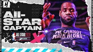 LeBron James VERY BEST Highlights & Plays | 2020 NBA All-Star Captain
