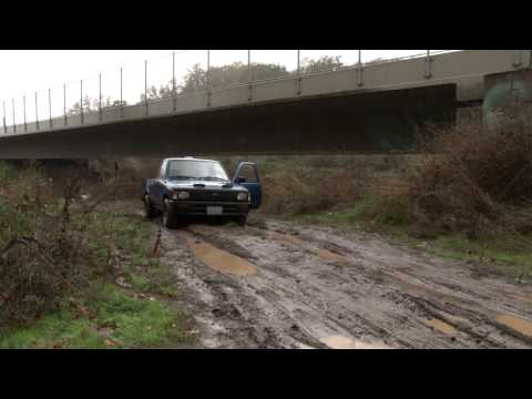 Datalogic Extreme Testing – Mud  Drive Test