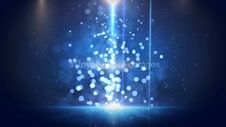 Particles effects background | motion abstract background | Magic Particle | Royalty Free Footages
