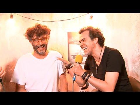 Fito Páez video Entrevista con Paulinho Moska - Agosto 2015