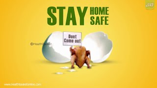 Stay Home and Stay Safe | corona awareness video | whatsapp status
