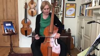 Lower Intermediate Bass Lesson 3: Half position, hand shape and resonance
