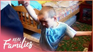 Parents Learn How To Discipline Their Children | Driving My Mum And Dad Mad | Real Families