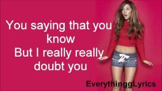 Ariana Grande Ft. Iggy Azalea - Problem [Lyrics]
